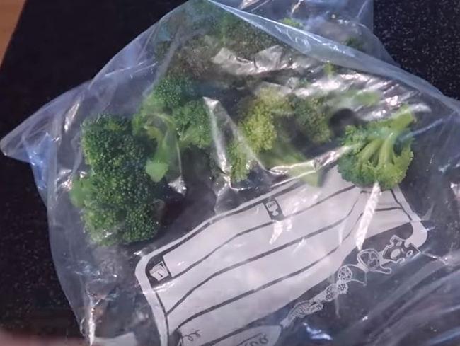 как хранить броколи