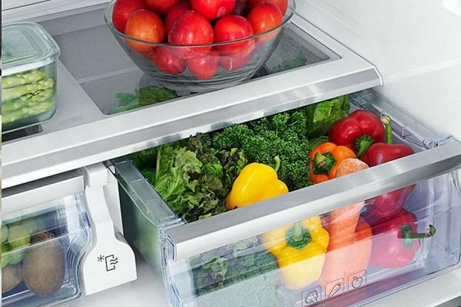 как хранить в холодильнике перец