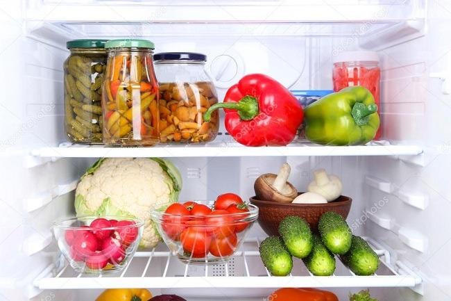 как хранить огуруы в холодильнике