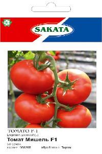 Мишель F1 индетерминантные сорта томатов
