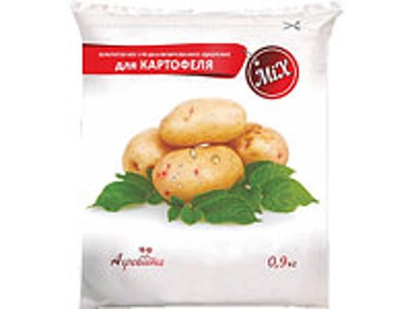 Комплексные удобрения для картофеля