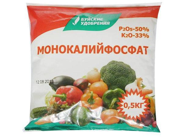 Подкормка моркови фосфором